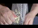 Как натереть чеснок на мелкой терке, чтобы терка осталась чистой How to rub ga