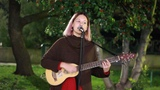 5'nizza - Весна cover Ульяна Зу .девушка поет на набережной Ялты