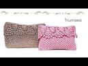 (코바늘클러치뜨기)how to a crochet clutc::From a zipperpart crochet/(part1)/뜰래아