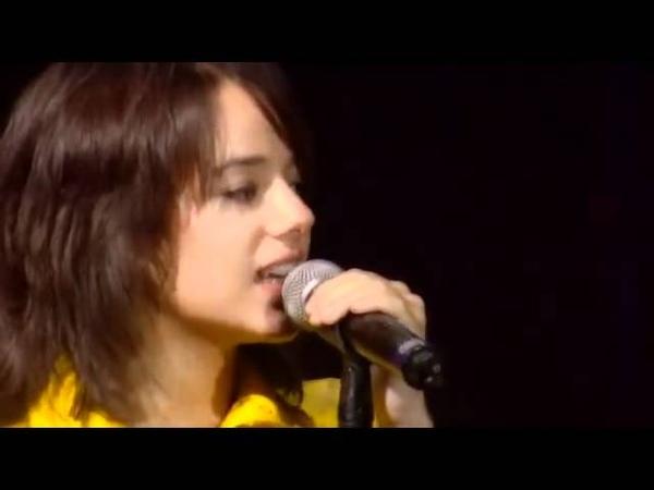 Alizée - Amélie m'a Dit (En concert)