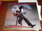 Gary B. B. Coleman - I Fell In Love On A One-Night Stand