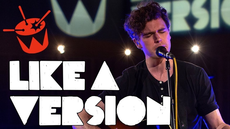 Vance Joy covers Sia 'Elastic Heart' for Like A Version
