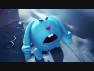 Крош: Позволь мне хотя бы выразить свои эмоции. АААААААААААААААААААААААААААААААА (Смешарики 3D)