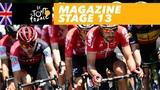 Magazine Thomas De Gendt, the art of the breakaway - Stage 13 - Tour de France 2018