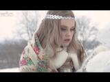 Дарья Волосевич (13 лет) - -Небо славян- - www.ecoleart.ru - YouTube