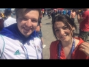 Дениссия ТВ интервью Ксении Маловой
