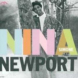 Nina Simone альбом Nina Simone At Newport