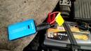 Пусковое устройство Solaris JS6000. Испытание на дизельном автомобиле.