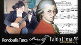 W. A. Mozart - Rondo alla Turca (Turkish March) by Fabio Lima