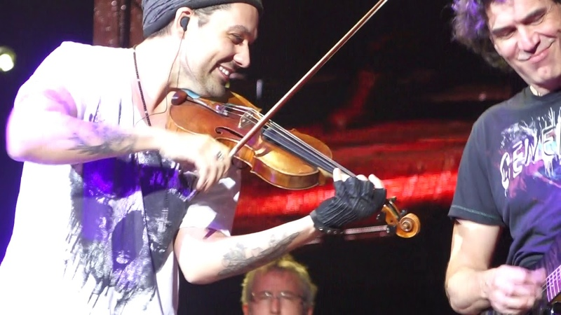 David Garrett Rome 17.10.2018 Dangerous ( HD non professional FROM THE FIRST RAW)
