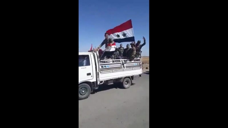 Les troupes de choc de larmée syrienne déménagent à Al-Quneitra pour la prochaine offensive