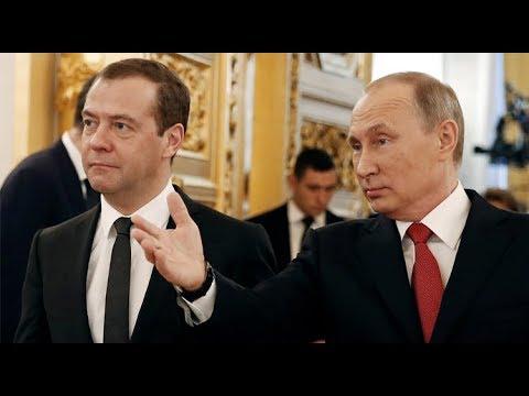 Пенсионная реформа Двойные стандарты Путина