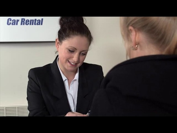 Practical English All Kinds of Problems - Part 2 RENTING A CAR