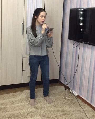Liliya_vocal video