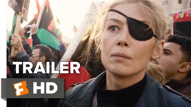 A Private War Trailer   Розамунд Пайк как всегда, роскошна   Эмоции, эмоции
