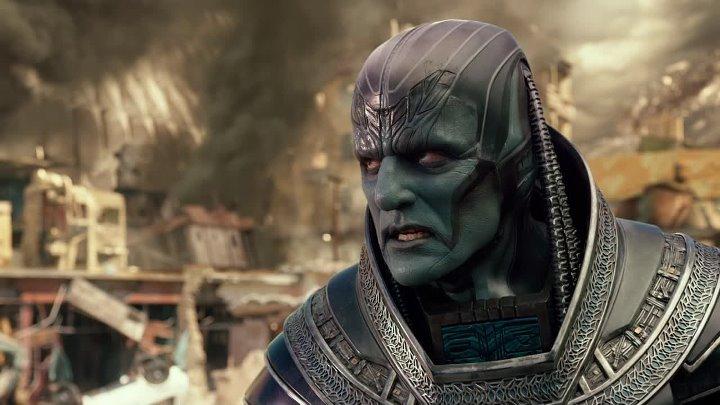 Люди Икс Апокалипсис X Men Apocalypse 2016 фантастика боевик прикл