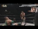Shigehiro Irie, Jason Kincaid vs. Shuji Ishikawa, Mad Paulie (DDT Live! Maji Manji 14)