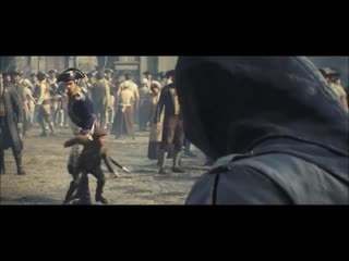 Assassins Creed Unity -Roby Fayer - Ready To Fight (ft. Tom Gefen) -Launch Trailer Song (MosCatalogue.net)