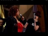 Aretha Franklin and Annie Lennox Rock and Roll Hall of Fame 25th Anniversary shows