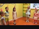 песня Дождик исп. старшая группа