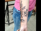#tattoo #tattooed #kryvyirih #ukraine #tattookryvyirih #ЛилияКремсал #liliiakremsal #krivbasslife #krivbasslove #татукривойрог #