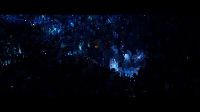 Выход на ринг Билли Хоупа и Мигеля Эскобара. Левша. 2015