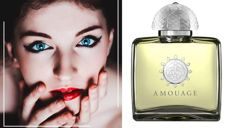 Amouage Ciel Woman Амуаж Сиэль - отзывы о духах
