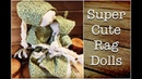 EASY RAG DOLL TUTORIAL | ADORABLE