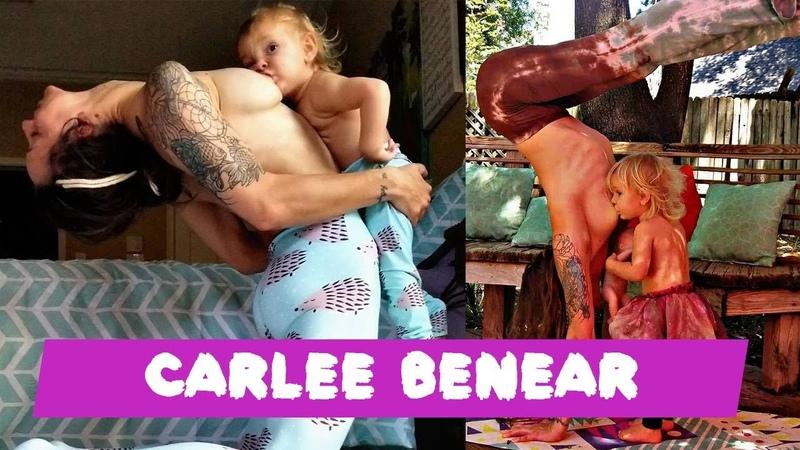 BREASTFEEDING MOM | 🔥 COMPILATION 1 | CARLEE BENEAR
