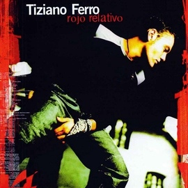 Tiziano Ferro альбом Rojo Relativo