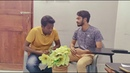 Interview session between Mr Saddam Loman
