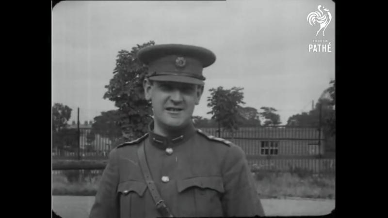 Генералы Майкл Коллинз и Ричард Малкахи (1922)