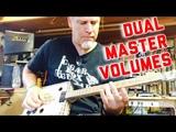 Dual Master Volumes