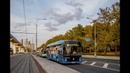 Поездка на электробусе ЛиАЗ 6274 по 73 маршруту