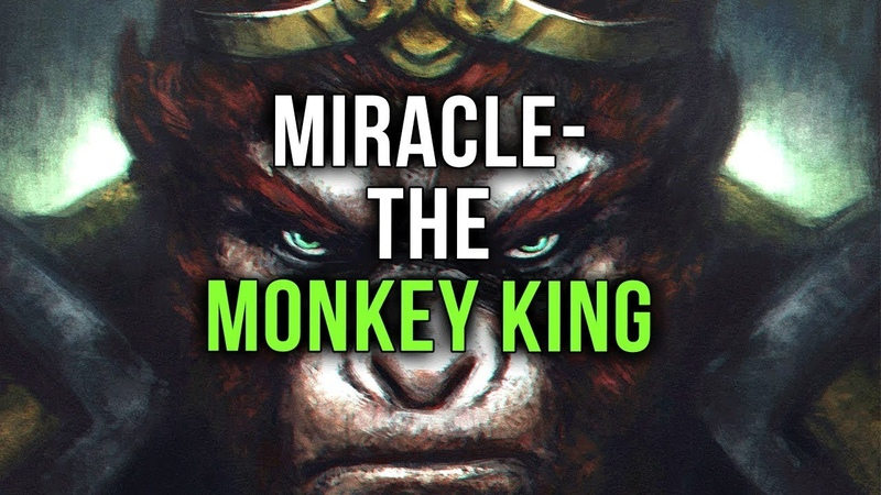 Miracle The Monkey King New Hero To Spam in 7 21 Patch