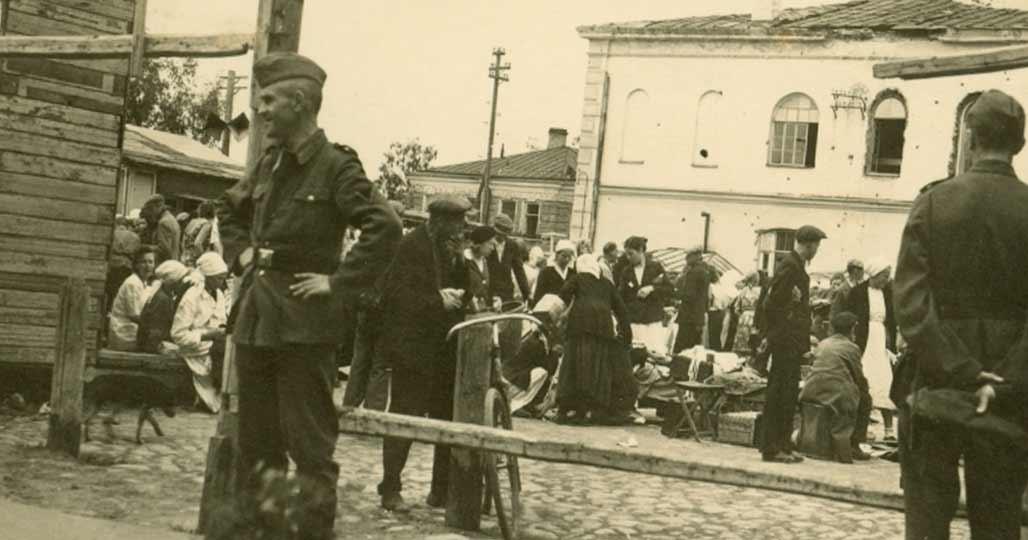 Гитлеровцы