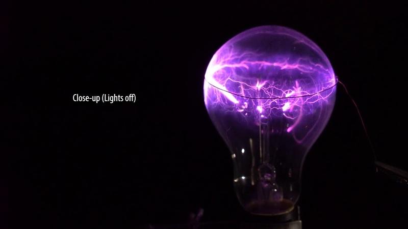 Cool Experiments Stunning Electric Arcs experiment nature