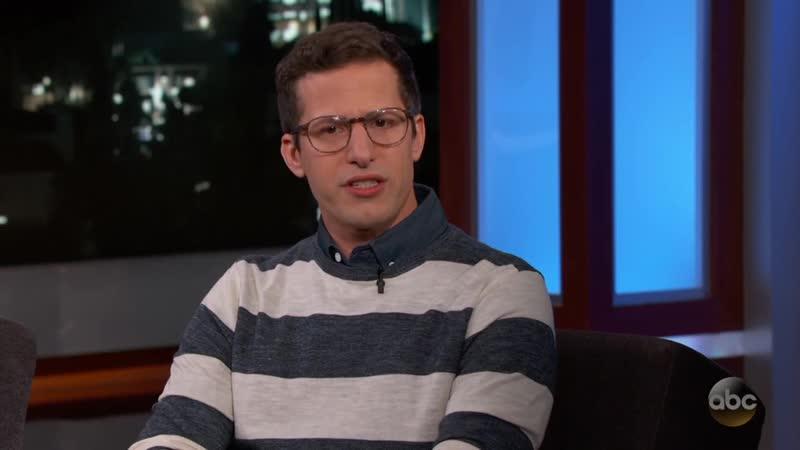 Andy Samberg Reveals Why White Guys Shouldnt Have Dreadlocks