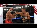 Кримський татарин Артур Зіятдінов переміг досвідченого мексиканського боксера
