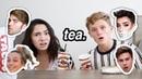 SPILLING YOUTUBE DRAMA TEA - Mukbang ft. Ryan Trahan