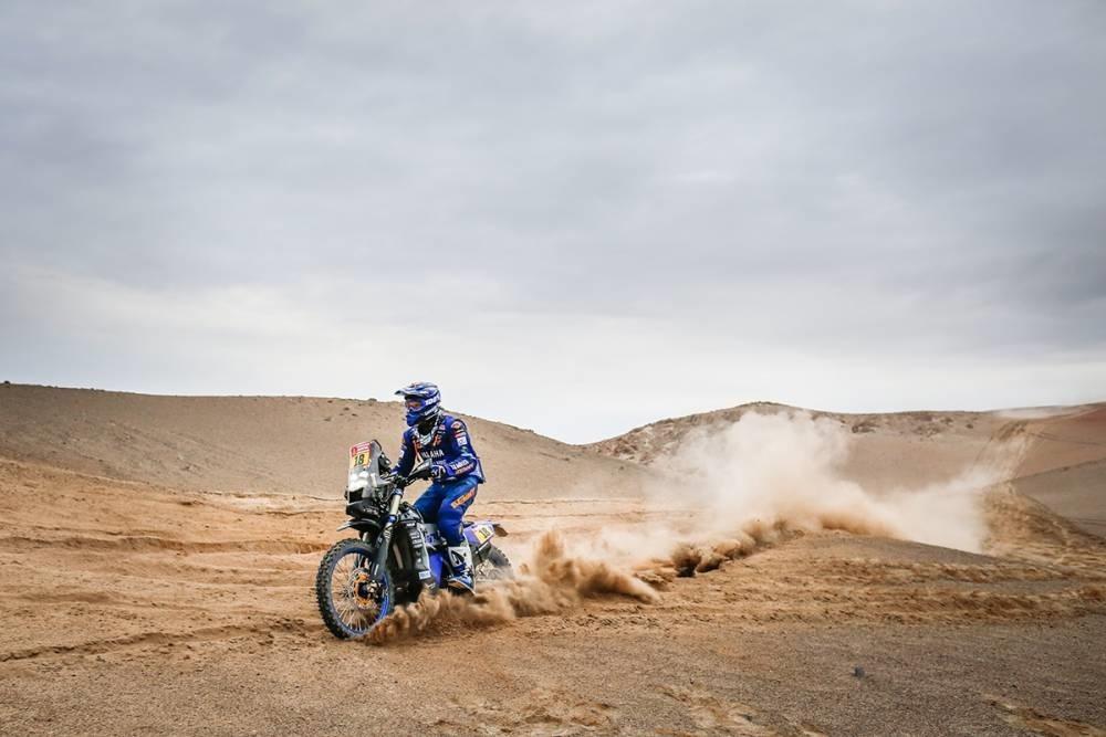 Ралли Дакар 2019, этап 2 (фото)