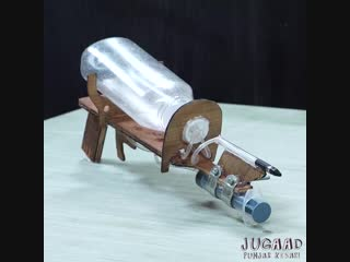 Как сделать водяной пистолет