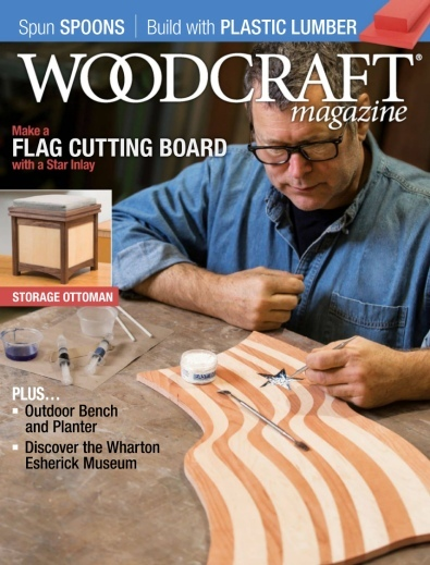 Woodcraft – June-July 2019