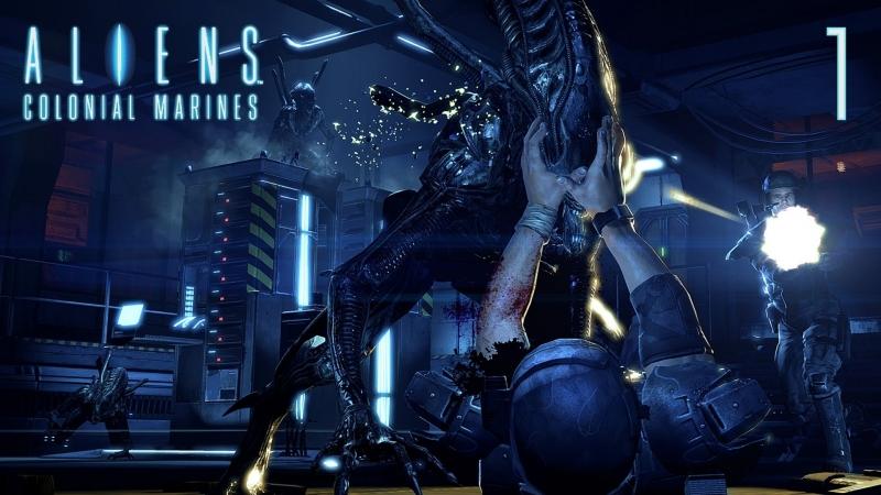 Aliens: Colonial Marines 1