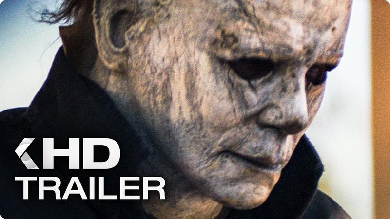 HALLOWEEN Michael Myers Vs. Laurie Strode Clip [HD] Jamie Lee Curtis, Judy Greer, Nick Castle