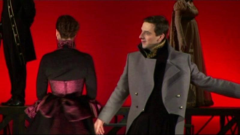 Мысли на тему. О спектакле Сергея Глущенко Гроза двенадцатого года имени твоему. Театр на Таганке.