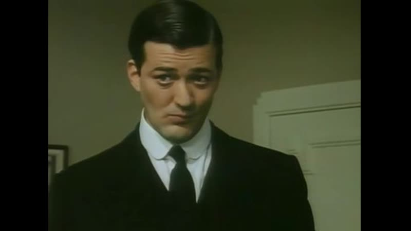 Дживс и Вустер / Jeeves and Wooster. s3e4.Bertie.Takes.Gussies.Place.at.Deverill.Hall.