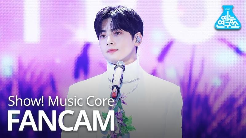 [예능연구소 직캠] ASTRO - Bloom (CHAEUNWOO), 아스트로 - 피어나 (차은우) @Show Music core 20190119