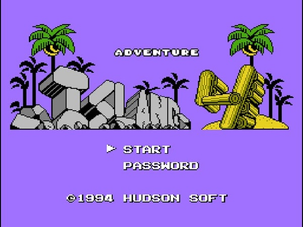 Adventure Island 4 - Gameplay