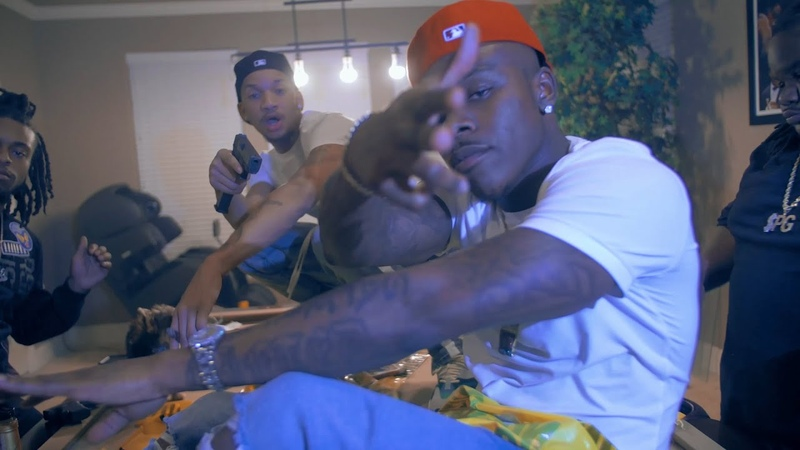 Stunna 4 vegas Ft Da Baby Fan Freestyle Official Video (Shot By @Mello_Vision)